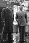 Eugene Ormandy & Jean Sibelius